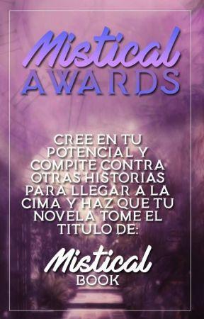 Team Mística Awards #TMA2017  |INSCRIPCIONES ABIERTAS| by EditorialMistica