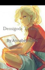 Demigods Texting by LoraChase