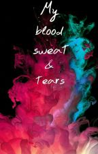 Blood sweat and tears ❤️//🖤 by litzyjimin10