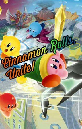 """Cinnamon Rolls, Unite!!!"" (Rant Book 2.0) by xXxBraixenGirl20xXx"
