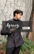 Agency + Mingyu by oreoppa