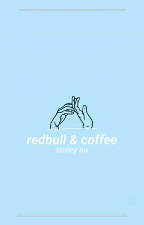 redbull & coffee || stoley au by okheizer