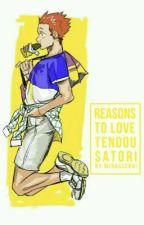 Reasons To Love Tendou Satori by dienosaurs
