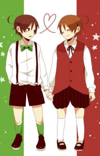 Some Help : Hetalia Love Story - Reader x Italy Brothers ...
