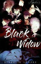 Black Widow『Diabolik Lovers』 by Alyss0603