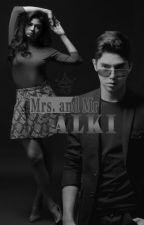 Mrs. & Mr. ALKI by YKSTORIES