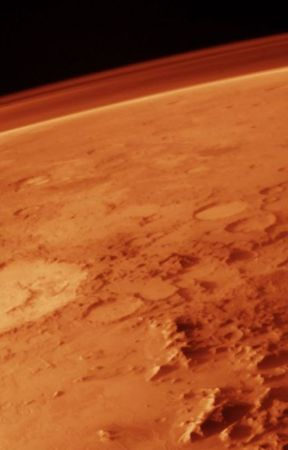 Mars by Gageor
