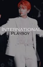 International Playboy || Completed  by souwa_vangie1