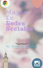Magos Con Redes Sociales  by SCOROSE-SHIPPER