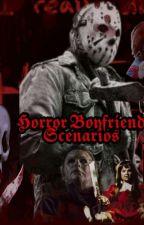 Horror Boyfriend scenarios by Emerald-Dearest