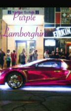 $ZAWIESZONE$ Purple Lamborghini by CzarnaFoka