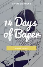14 Day Of Baper ✖pinkgyu by mybaejinyoung