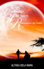 The Moon Represents My Heart by altheadelarama