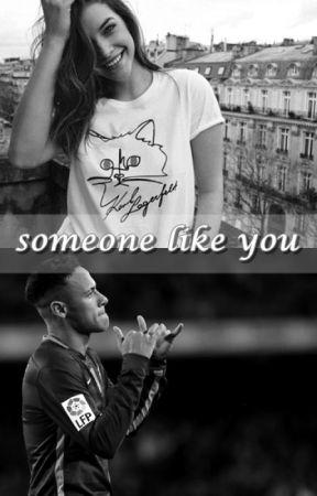 someone like you. |neymar jr| by debs116
