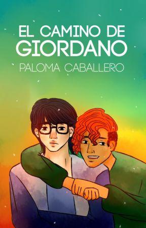 El camino de Giordano by PalomaCaballero