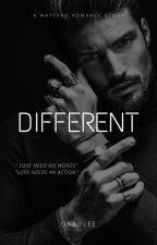 DIFFERENT by onadlee