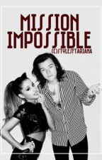 Mission Impossible ➳ HS. AG. AU by stylesftariana