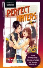 Perfect Haters (Part 2 Published under Pop Fiction by megladiolus