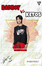 Bad Boy vs Ketos [Xu Minghao] by airngalir