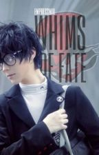 whims of fate ; persona 5 // reader by empressnakano