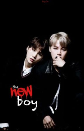 The New Boy {myg.pjm} by Harrys_Twin