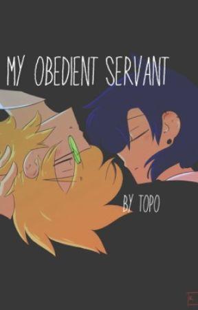 My Obedient Servant | Lapidot AU by topomoru