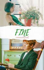 fine | taeyeon × baekhyun ✔ by caramelapink