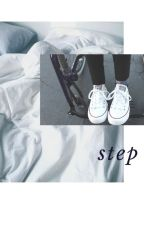 Step; boyxboy by xaonie