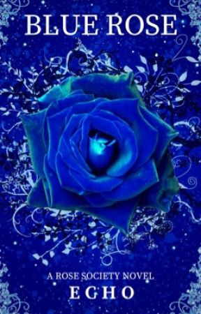 Blue Rose by Echo_Wep