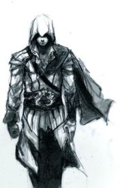 .:Ezio x Reader:. Sneaky by Paranoiz