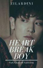 Heart Break Boy by zilardini