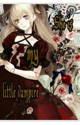 She is my little vampire