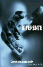 Diferente(Una historia de amor de Jeff the killer) by ChubiComegalletas94