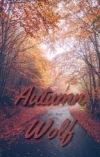 Autumn Wolf by stoutness