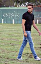 Cursive - punk lp au - ((on hold)) by Bravery_x