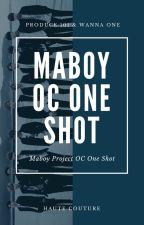 Ma'boy Project [OC] by SilverSapphirePearl