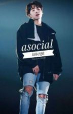 Asocial [vkook] by felixthedabking