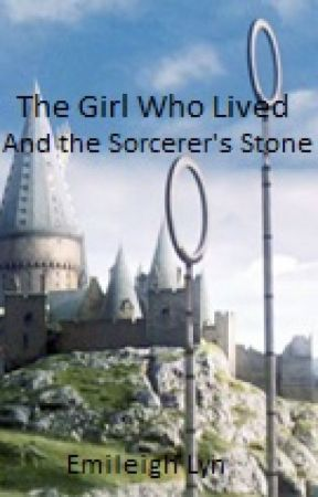 The Girl Who Lived And The Sorcerer's Stone #Wattys17 by EmileighLyn