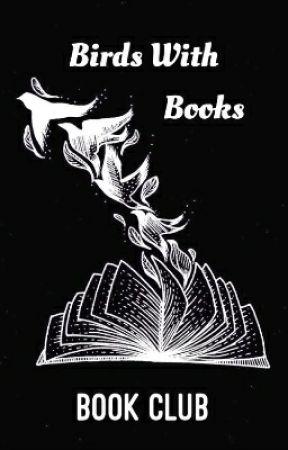 Bookworm Birdies Book Club  by Artist_41_