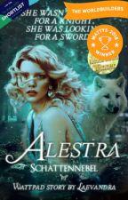Alestra - Schattennebel by Laevandra