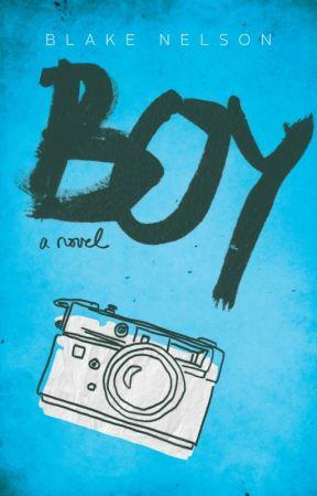 Boy by Blake Nelson by RivetedLit