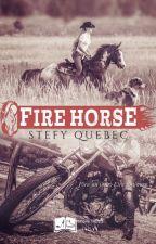 Fire Horse ( épreuve non corrigée) by Stefyquebec