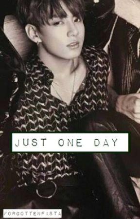 Just One Day / Lisa x Jungkook ( liskook ) by forgottenpasta