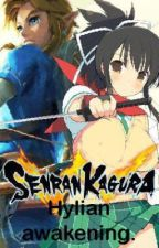 Senran kagura:The hylian awakening (Hylian reader x senran kagura girls) by computerboy64