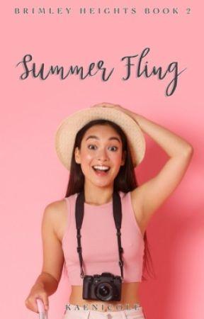 Summer Fling  | BH BOOK 2 by KaeNicole