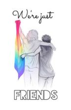 We're just Friends [Larry] by OcxaneFictions
