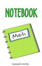 Notebook [One-shot] by myeaaaaah