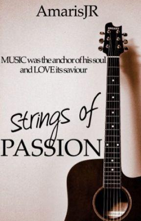 Strings Of Passion [MxM~MPREG] by AmarisJR