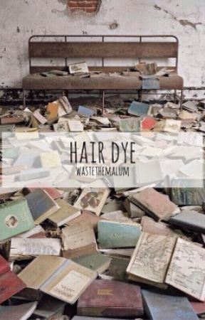 hair dye ❁ malum a.u. by wastethemalum