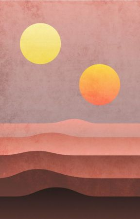 Twin Suns by inkandmist